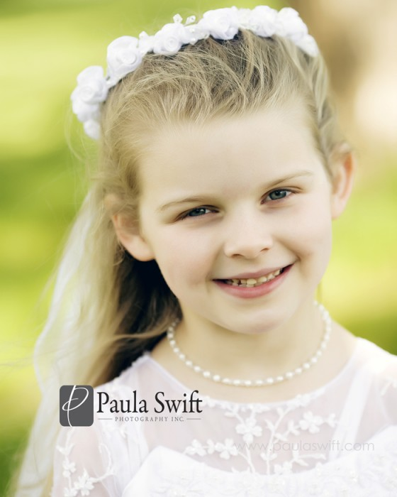 brianna 0001 560x700 First Communion Portraits | Childrens Photographer MA