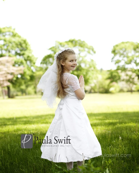 brianna 00331 560x700 First Communion Portraits | Childrens Photographer MA