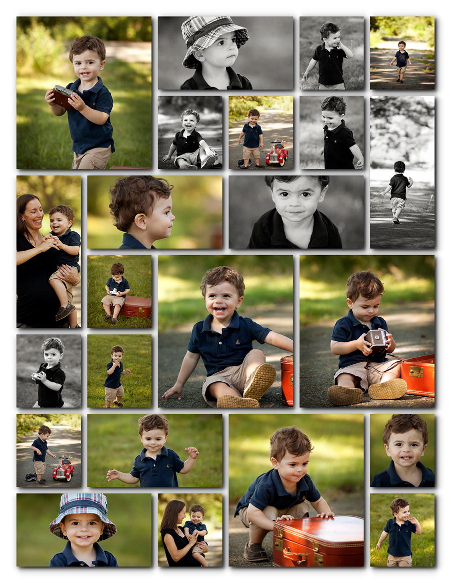 Wellesley Child Photographer