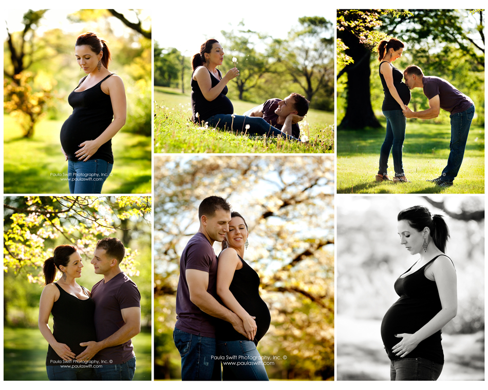 Outdoor Maternity Session MA