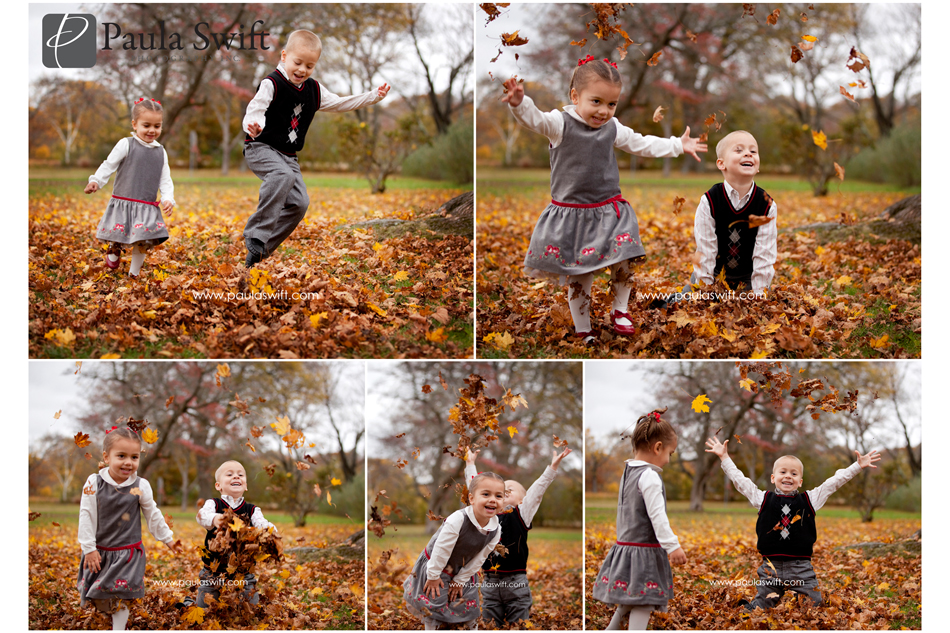 Fall Outdoor Sessions MA