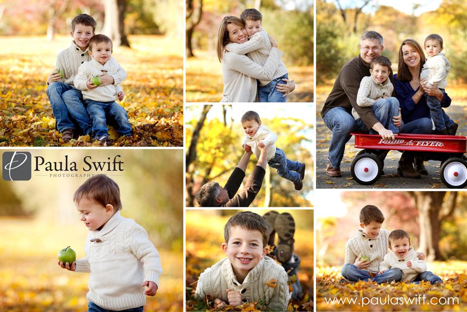 Fall Foliage Portraits