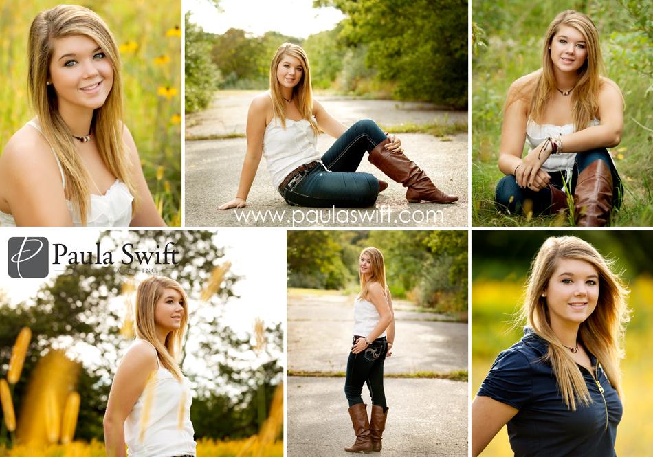 Summer Senior Portraits | Hopkinton Photographer