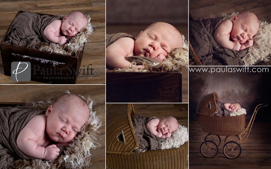 Newborn Photo Studio MA
