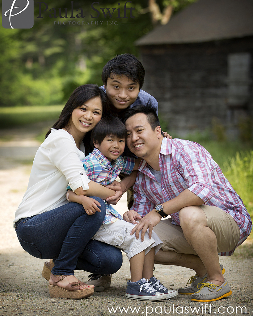 family photographer sudbury