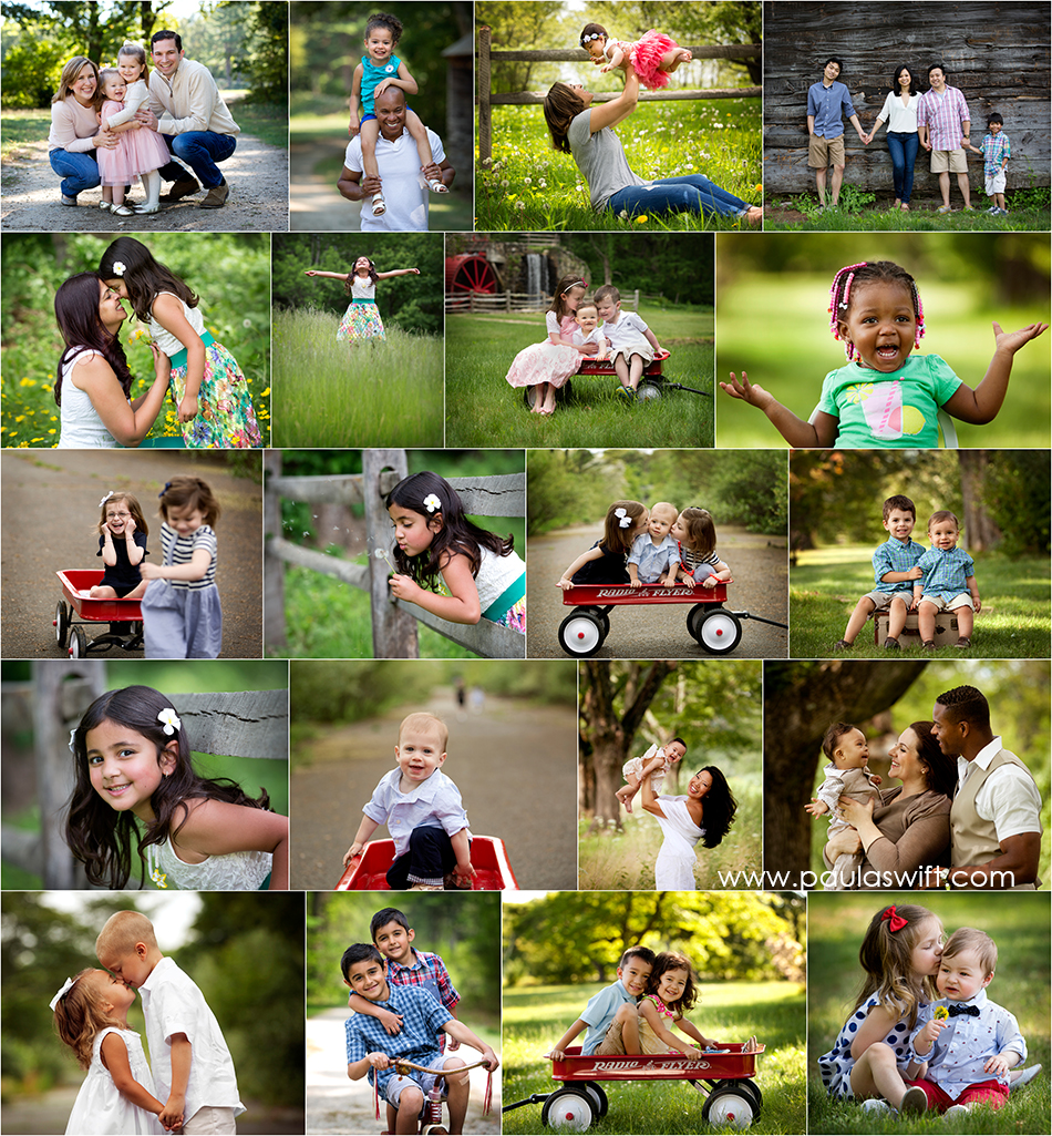 Outdoor Mini Sessions in May