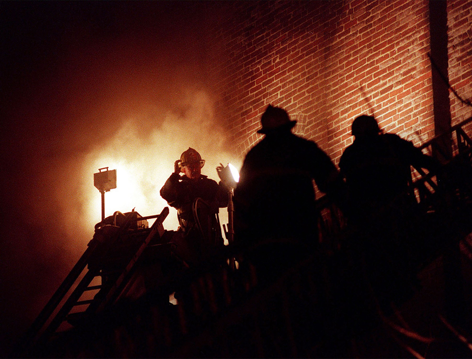 WORCESTER FIRE