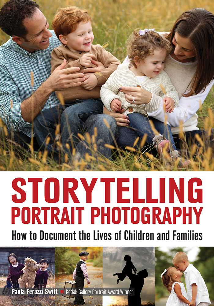 storytelling portrait photography book