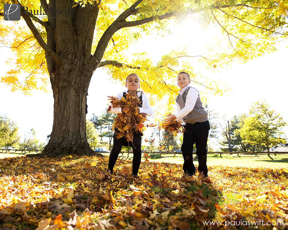 Framingham Fall Photography Session