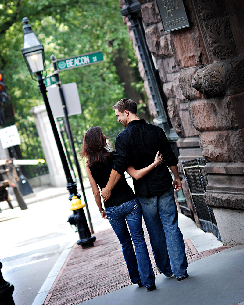 metrowest engagement photographers