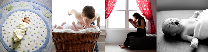 On Location Newborn Photographer Boston