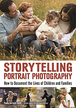 Storytelling Portrait Photography Book by Paula Ferazzi Swift